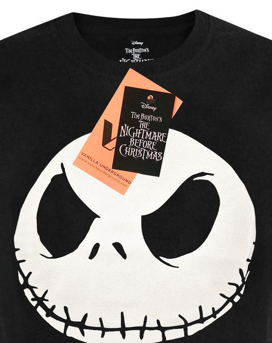 Jack Skellington The Nightmare Before Christmas Unisex Toddler T-Shirt
