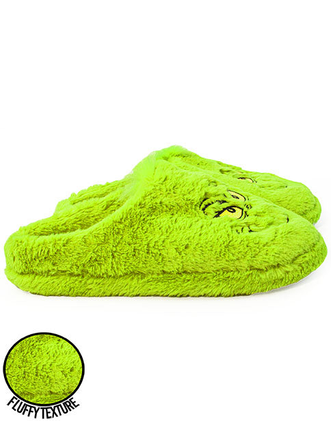 The Grinch Slippers - Christmas Movie