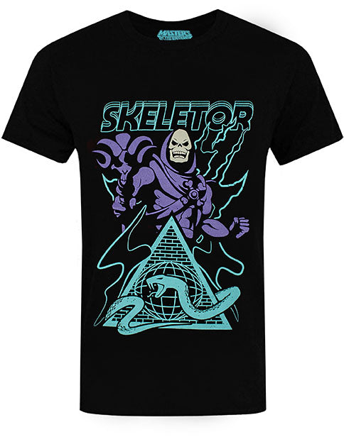 Masters Of The Universe Skeletor Mens T-Shirt Supervillain Characters Top