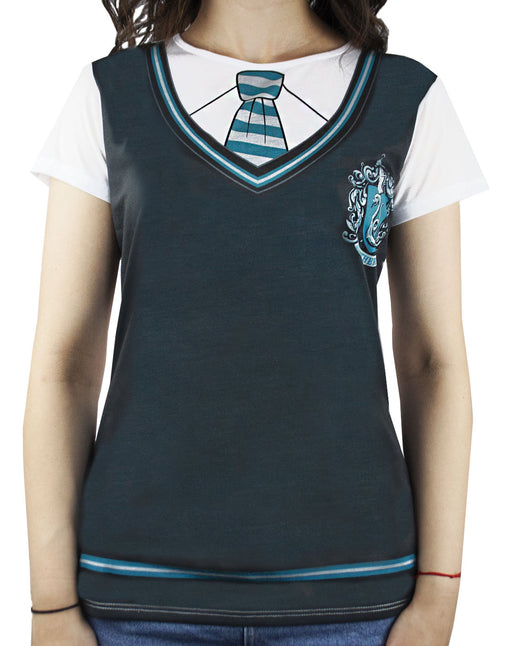 Harry Potter Hogwarts Slytherin Costume Womens T-Shirt