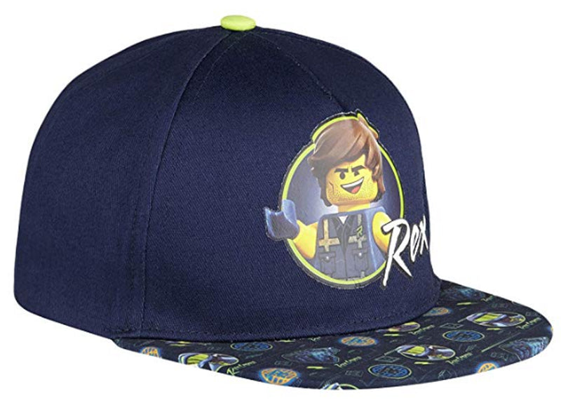 Lego Movie 2 Rex Snap Back Cap