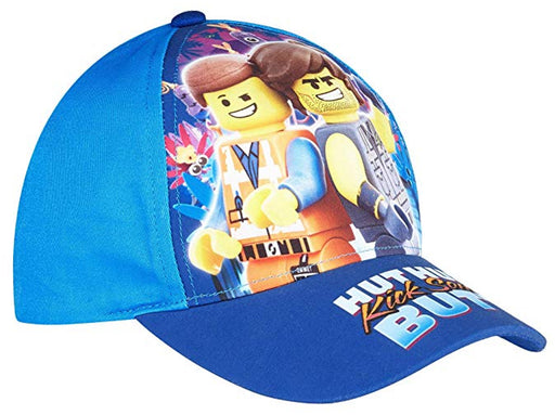 Lego Movie 2 Hut Hut Kick Some Butt Cap