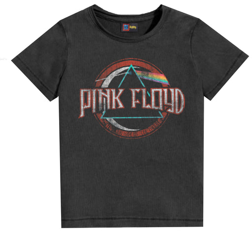 Amplified Pink Floyd On the Run Kids T-Shirt
