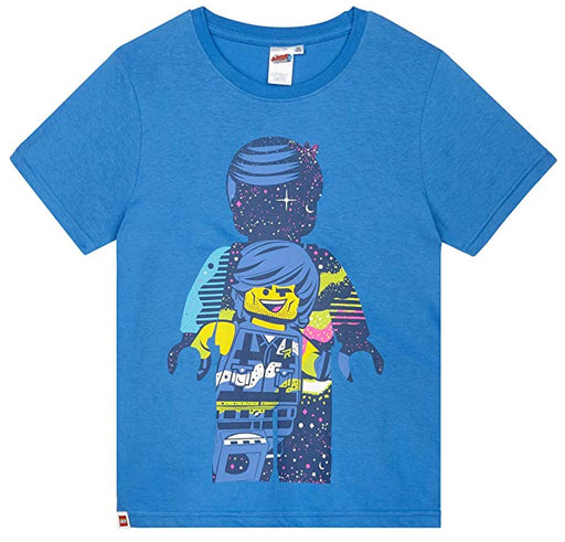 Lego Movie 2 Rex Dangervest Boys T-Shirt