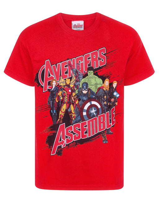 Marvel Avengers Assemble Boy's T-Shirt