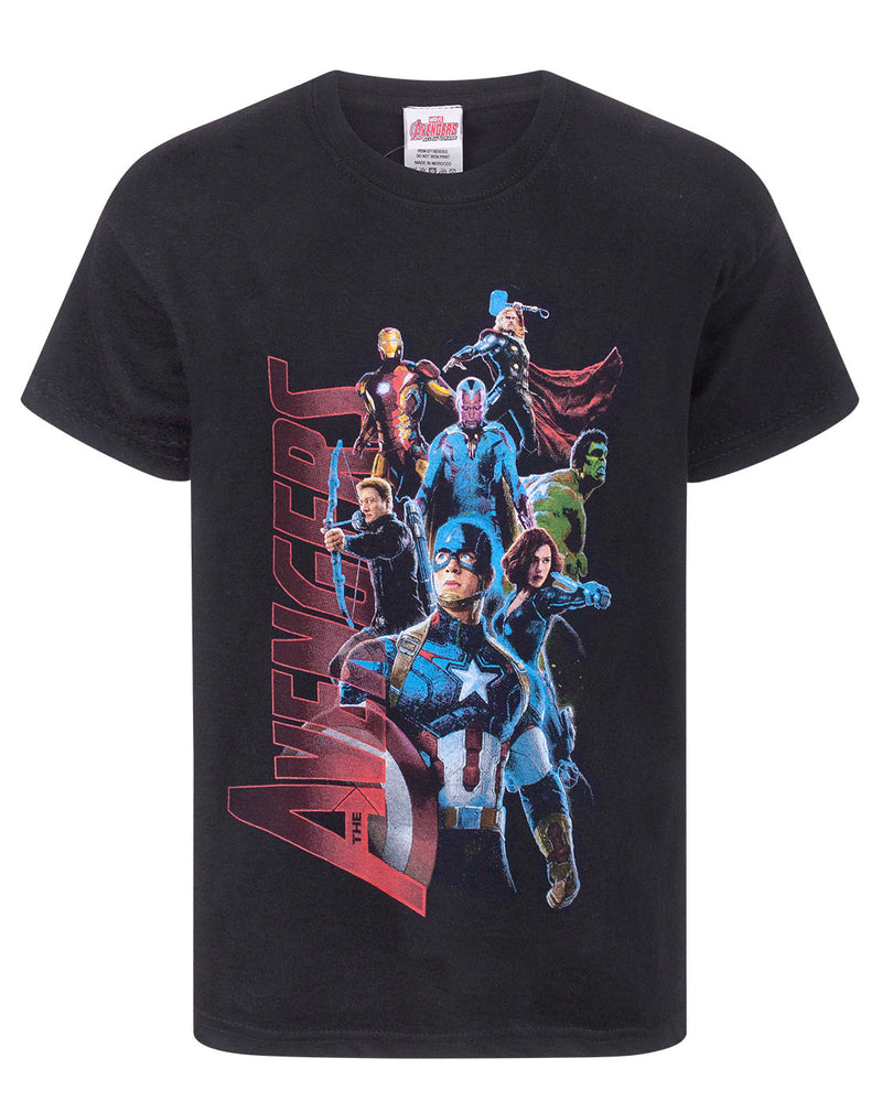 Marvel Avengers Boy's T-Shirt