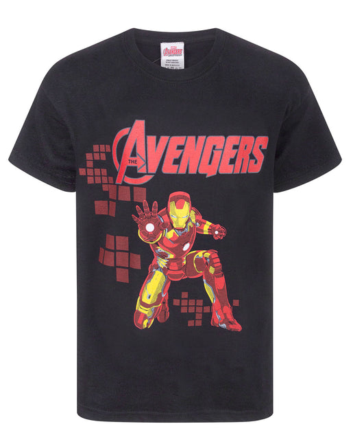 Marvel Avengers Iron Man Boy's T-Shirt