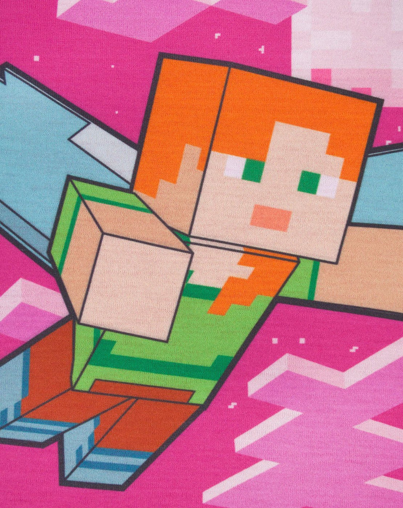 Minecraft Alex Girl's Pyjamas