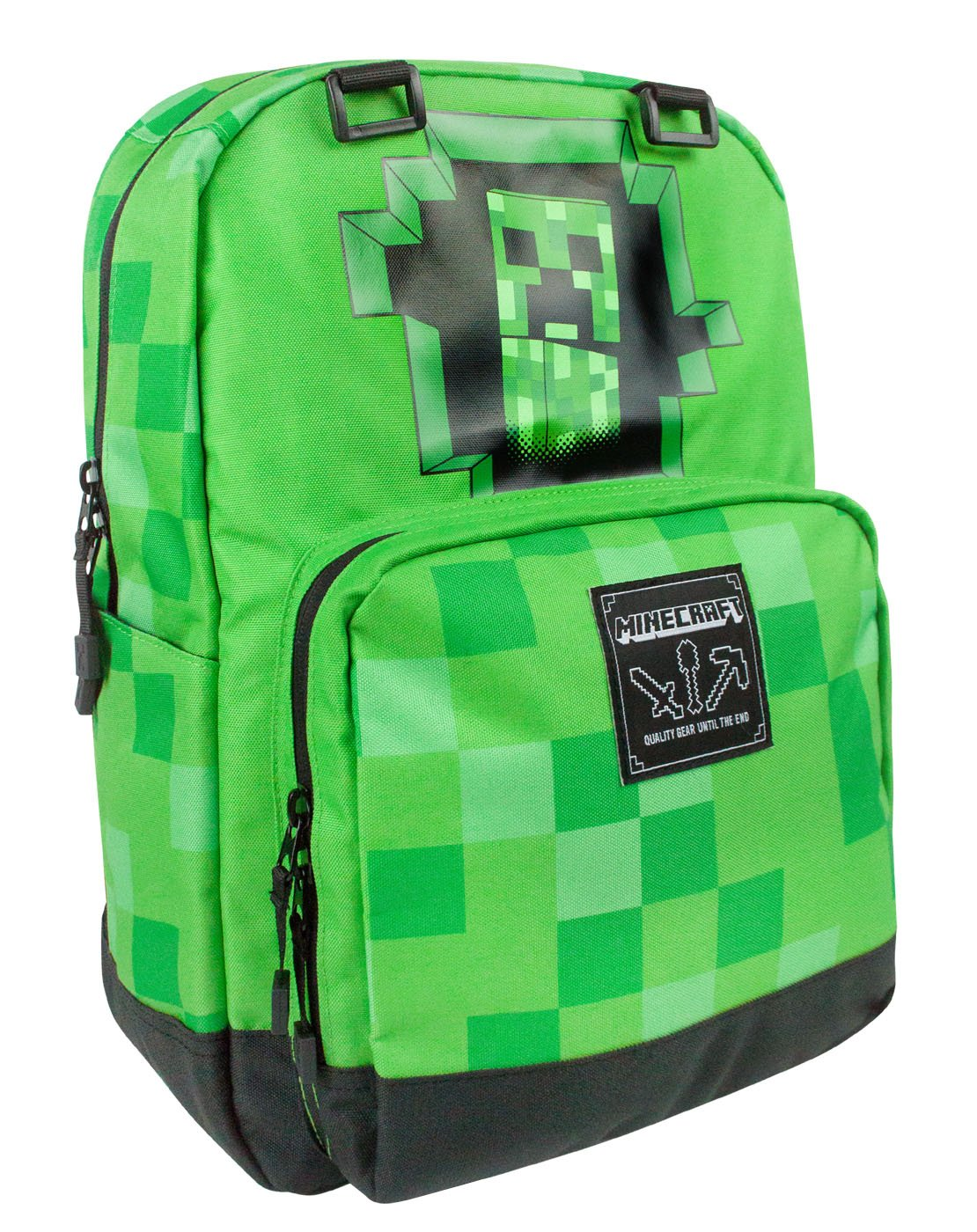 Minecraft Creeper Inside Backpack – Vanilla Underground 3cd9fa1355fcb