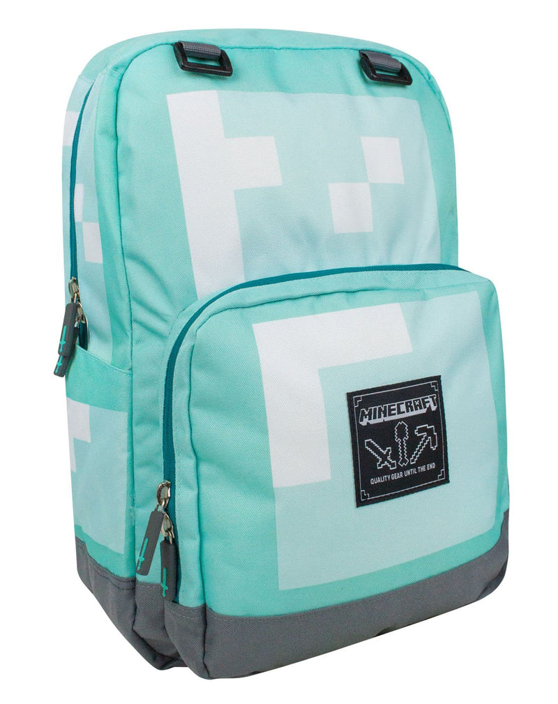 Minecraft Diamond Backpack