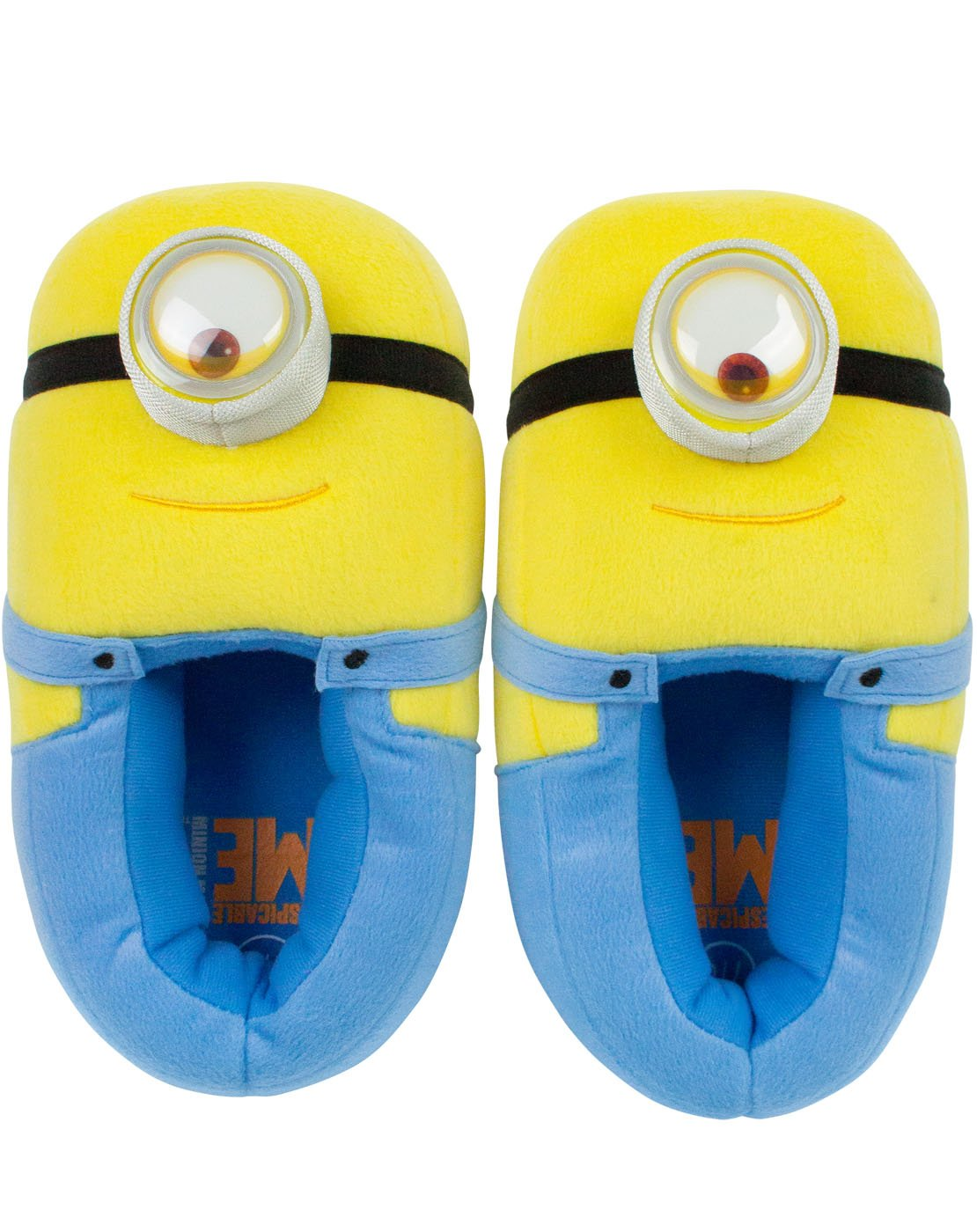317f391ffc6d Minions Despicable Me Women s 3D Slippers – Vanilla Underground