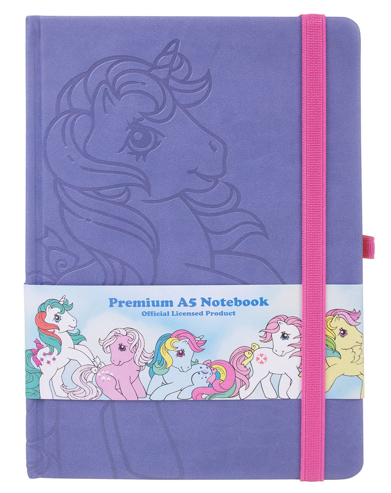 My Little Pony Retro Princess Sparkle Premium A5 Notebook