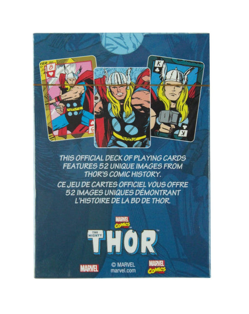 Thor Retro Playing Cards