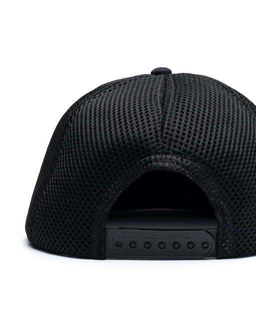 Playstation Boy's Men's Black Mesh Snapback Cap Hat