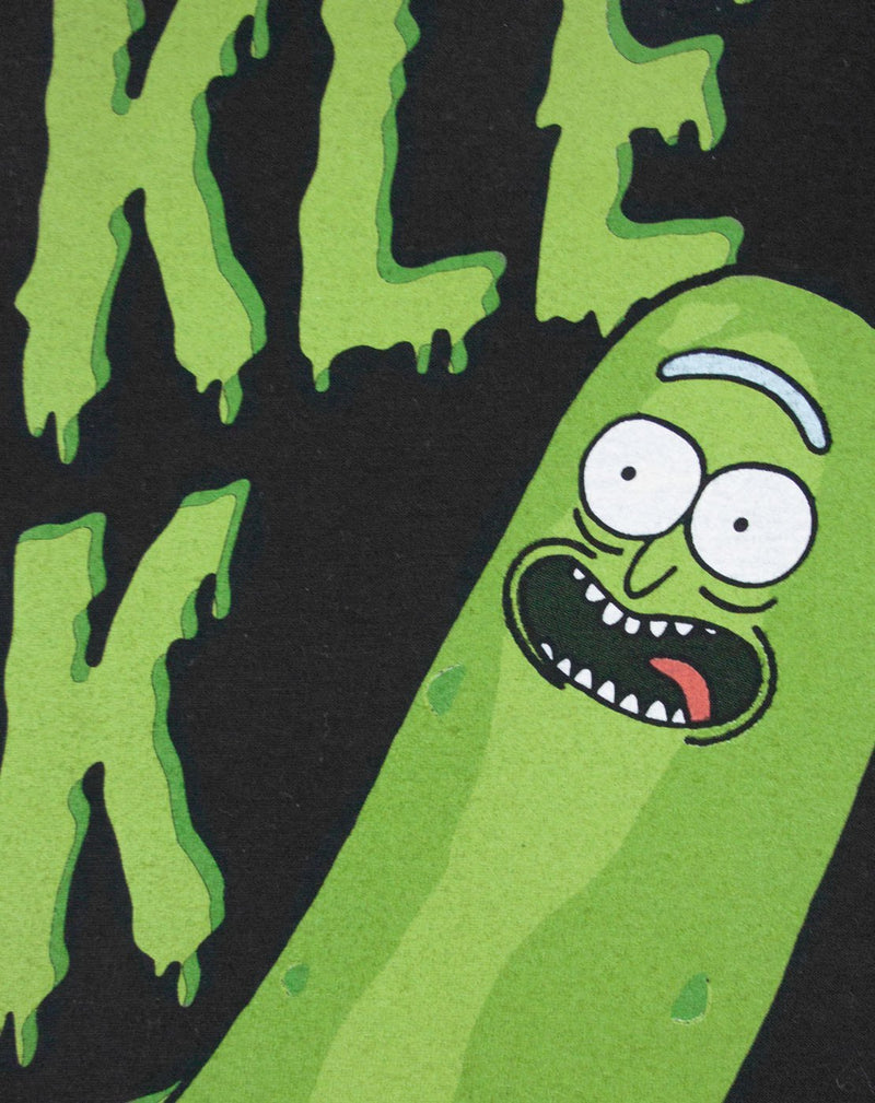 Rick And Morty Pickle Rick Men's T-Shirt