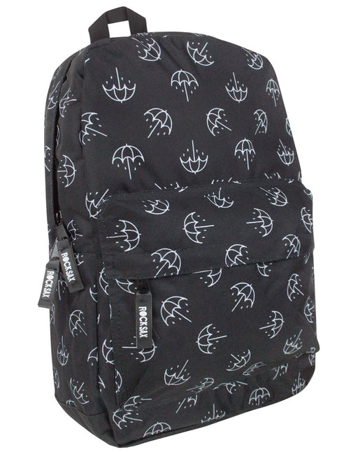 Rock Sax Bring Me The Horizon Umbrella Print Backpack