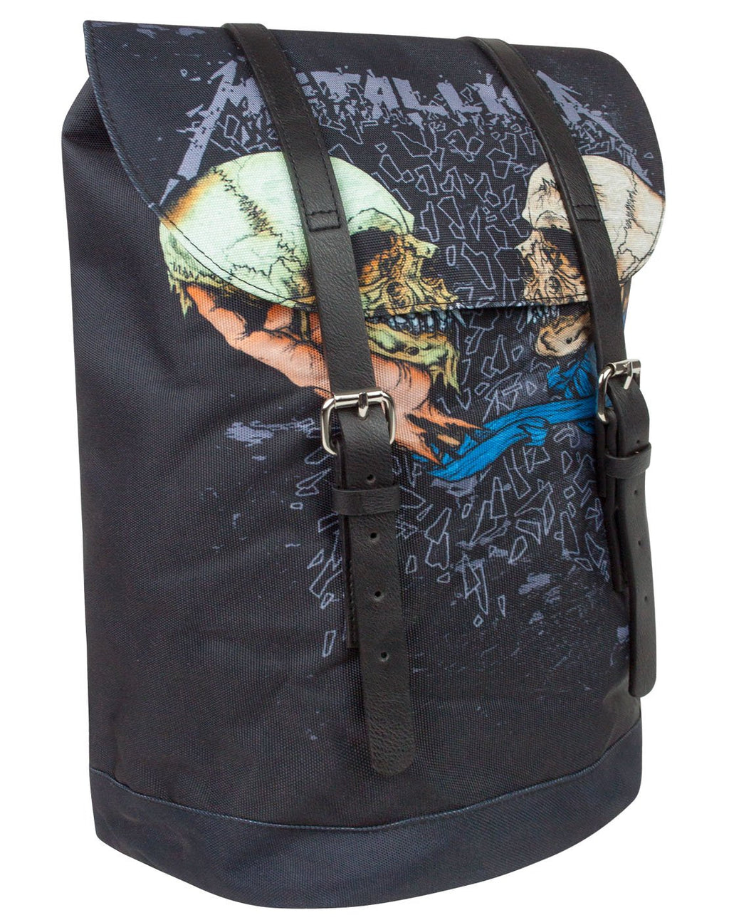 Rock Sax Metallica Sad But True Heritage Backpack