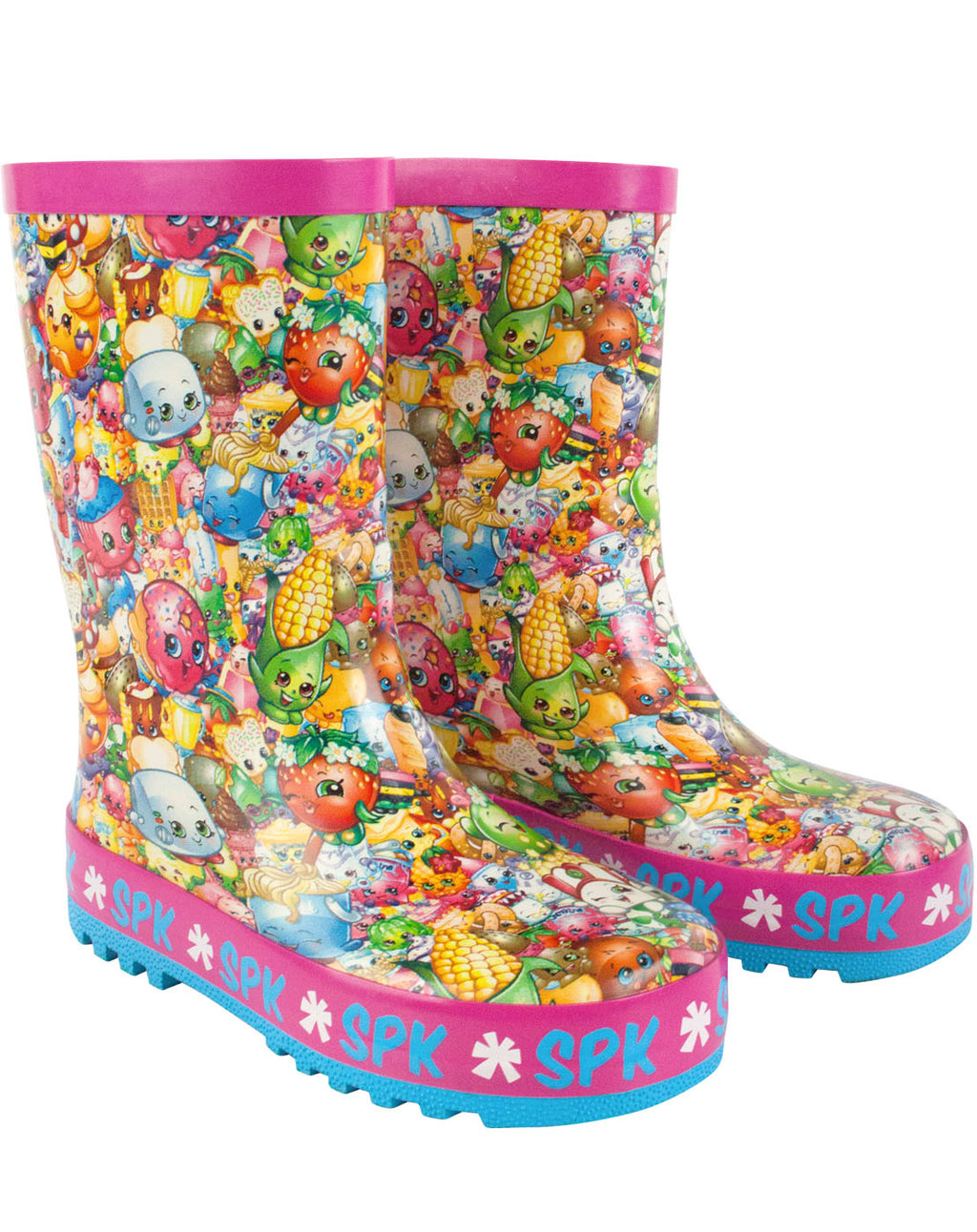 Shopkins All Over Print Girl's Wellies