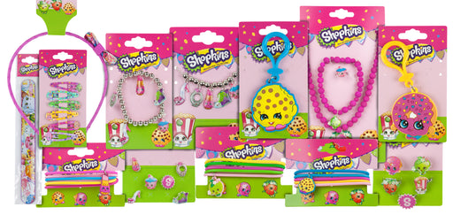 Shopkins Girls Accessories Premium Mystery Bundle Gift Set