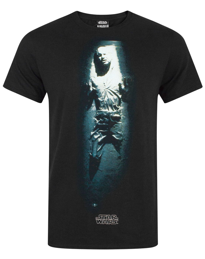 Star Wars Han Solo Carbonite Men's T-Shirt