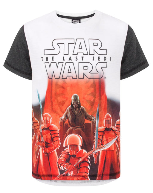 Star Wars The Last Jedi First Order Boy's T-Shirt