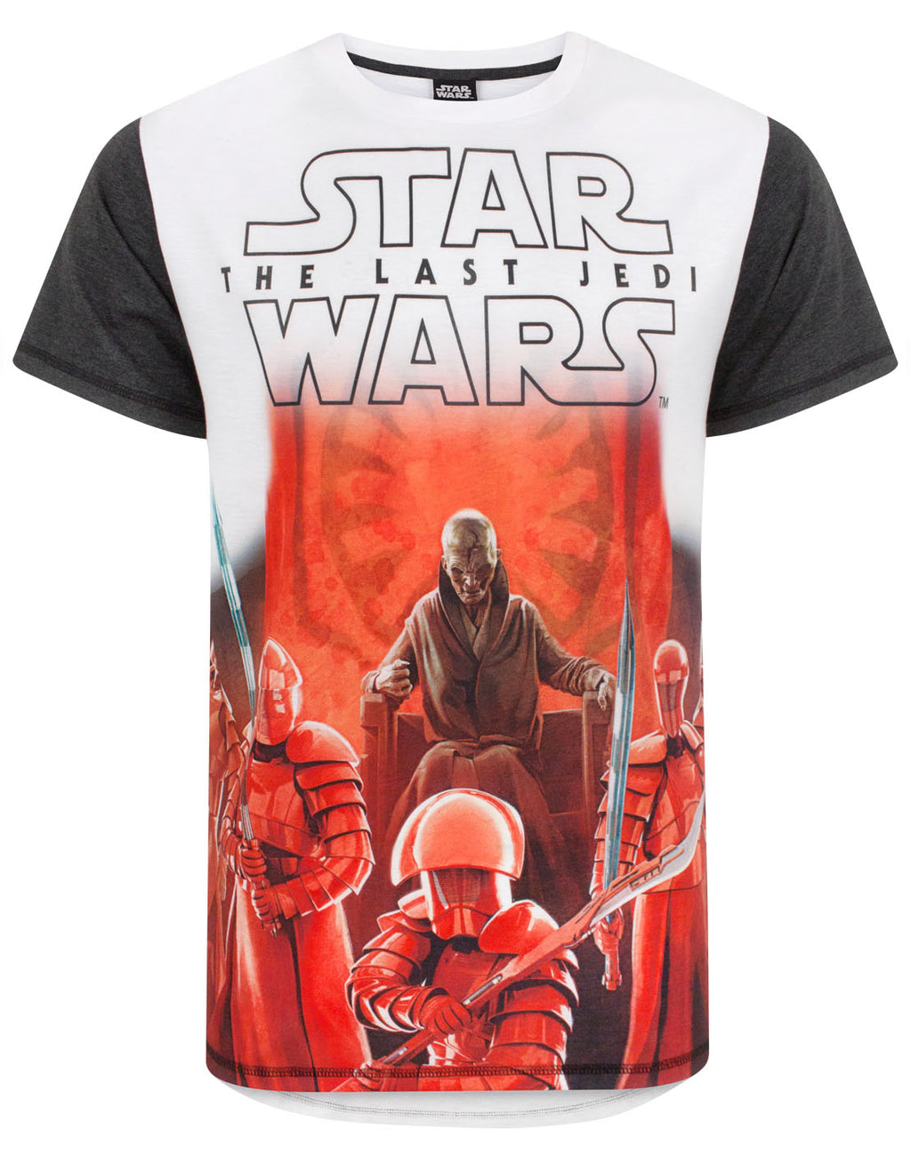 Star Wars The Last Jedi First Order Men's T-Shirt