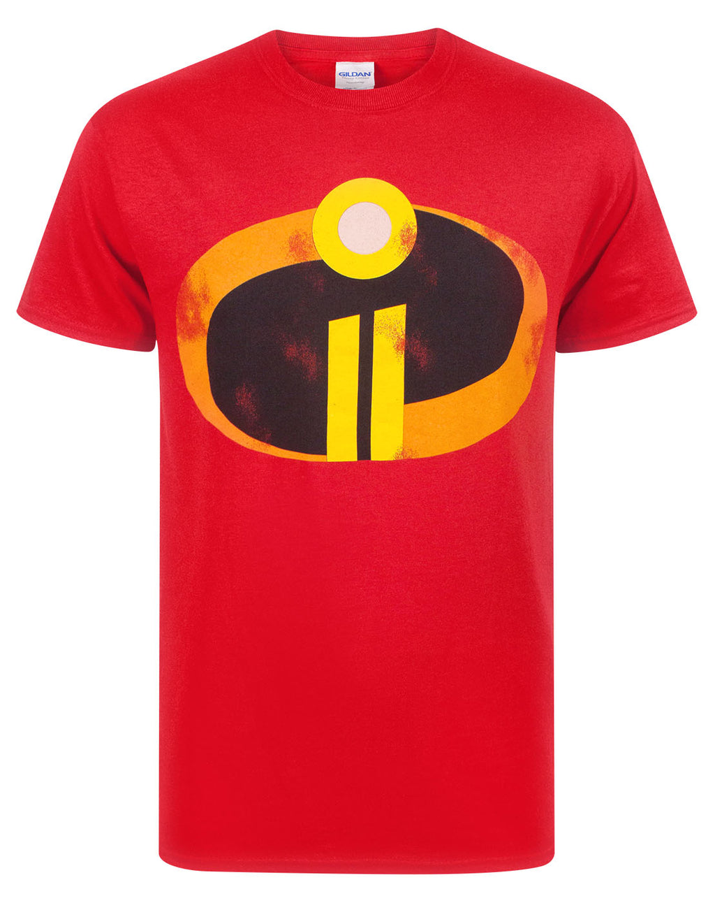The Incredibles 2 Men's Mr Incredible Costume T-Shirt