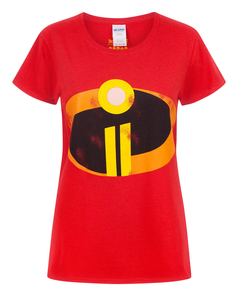 The Incredibles 2 Women's Elastigirl Costume T-Shirt