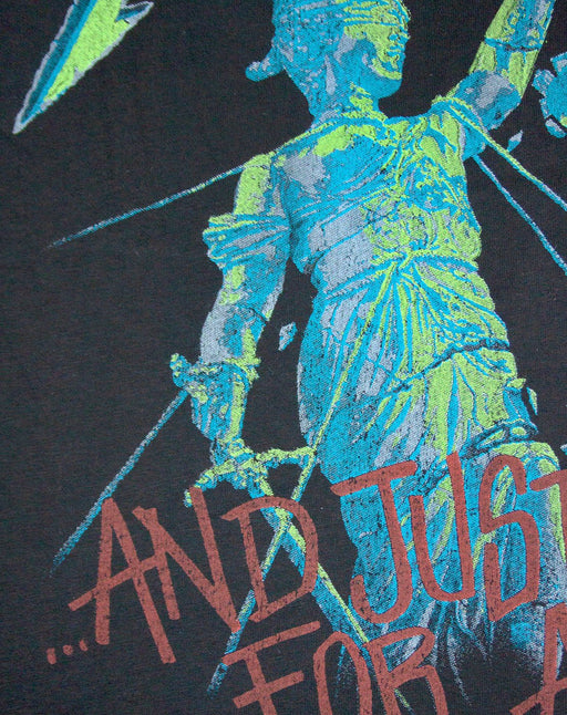 Amplified Metallica Justice For All Women's Sleeveless T-shirt