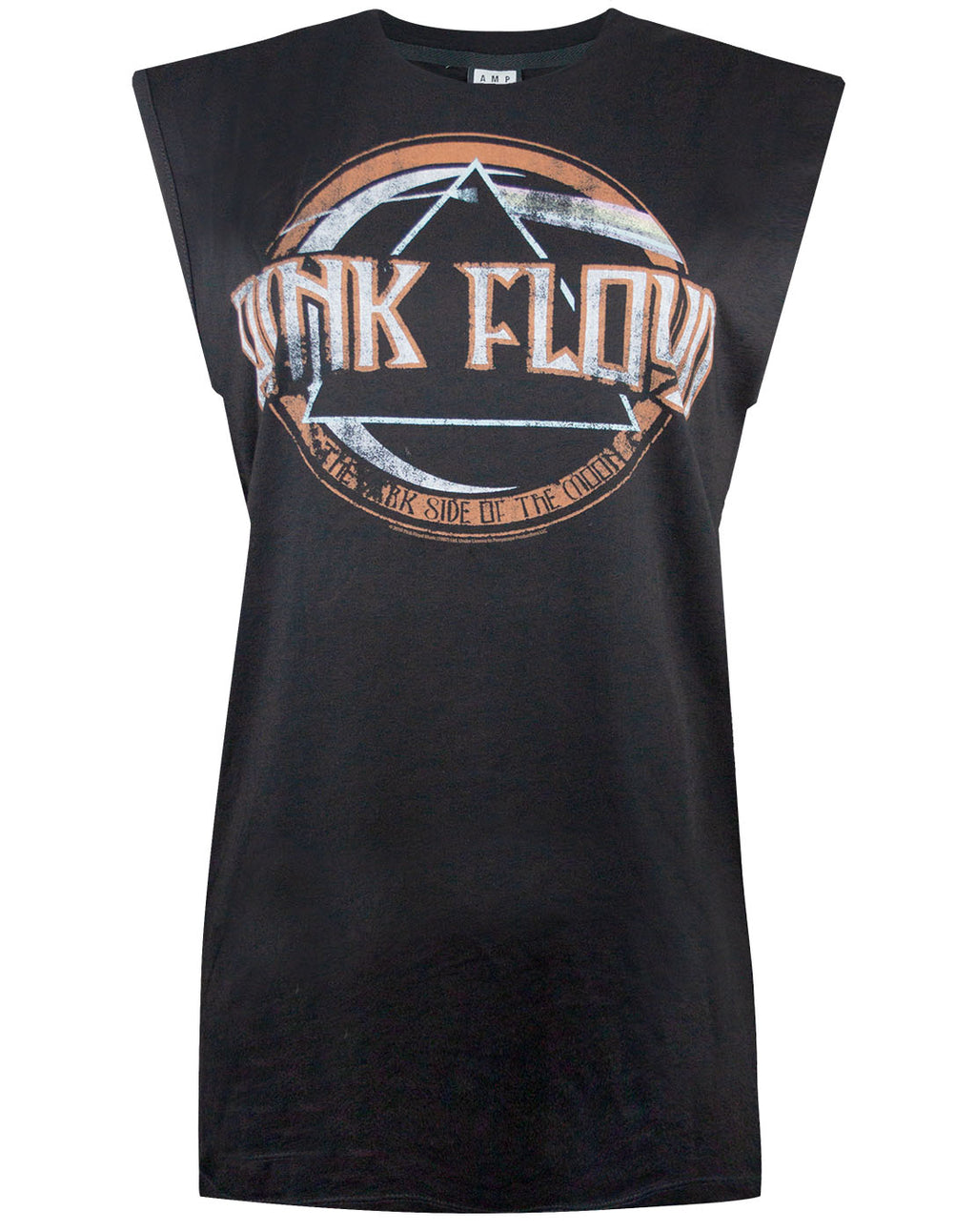 Amplified Pink Floyd On The Run Women's Sleeveless T-Shirt