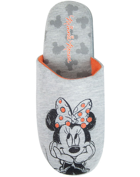 Disney Minnie Mouse Sketch Women's Slippers