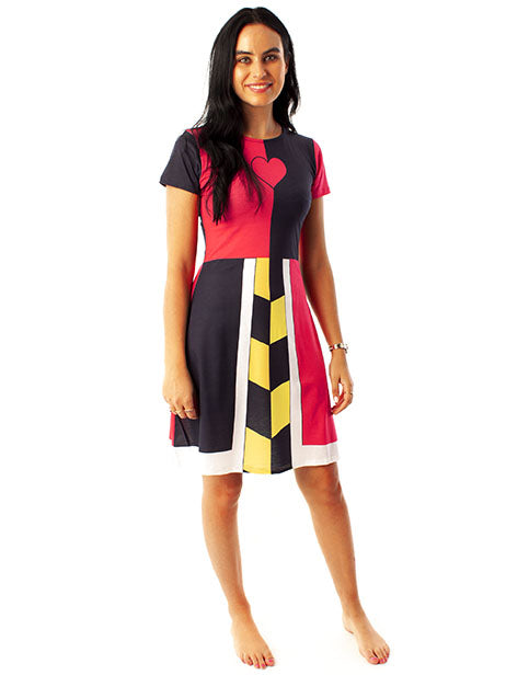 Shop Queen Of Hearts Dress