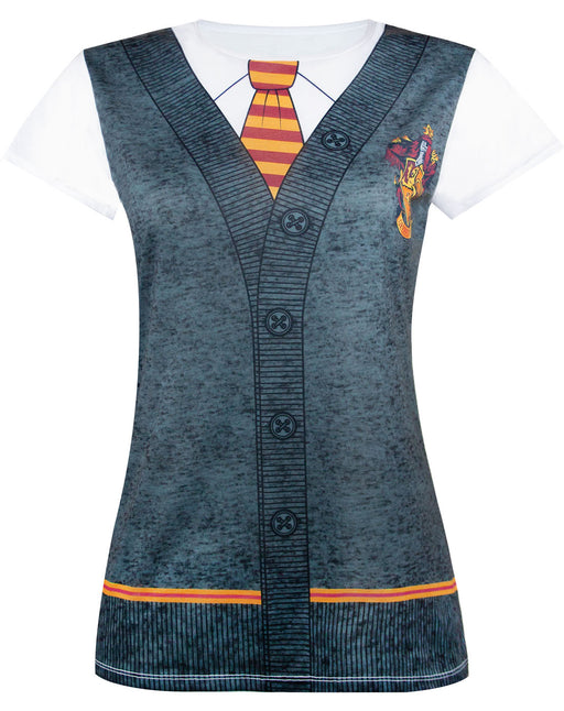 Harry Potter Gryffindor Costume Womens T-Shirt
