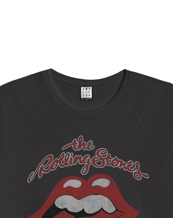 Amplified The Rolling Stones Vintage Tongue Kids T-Shirt