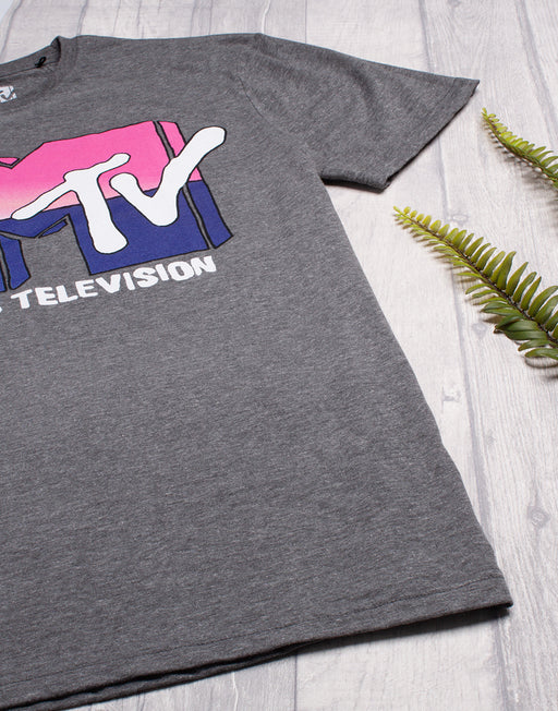 AVAILABLE IN VARIETY OF SIZES MTV TOP - This adult Music Television top comes in sizes; small, medium, large, x-large and xx-large. They come in a regular women's fit and are made for ultimate comfort and are a great idea as a music birthday present or for any special occasion!