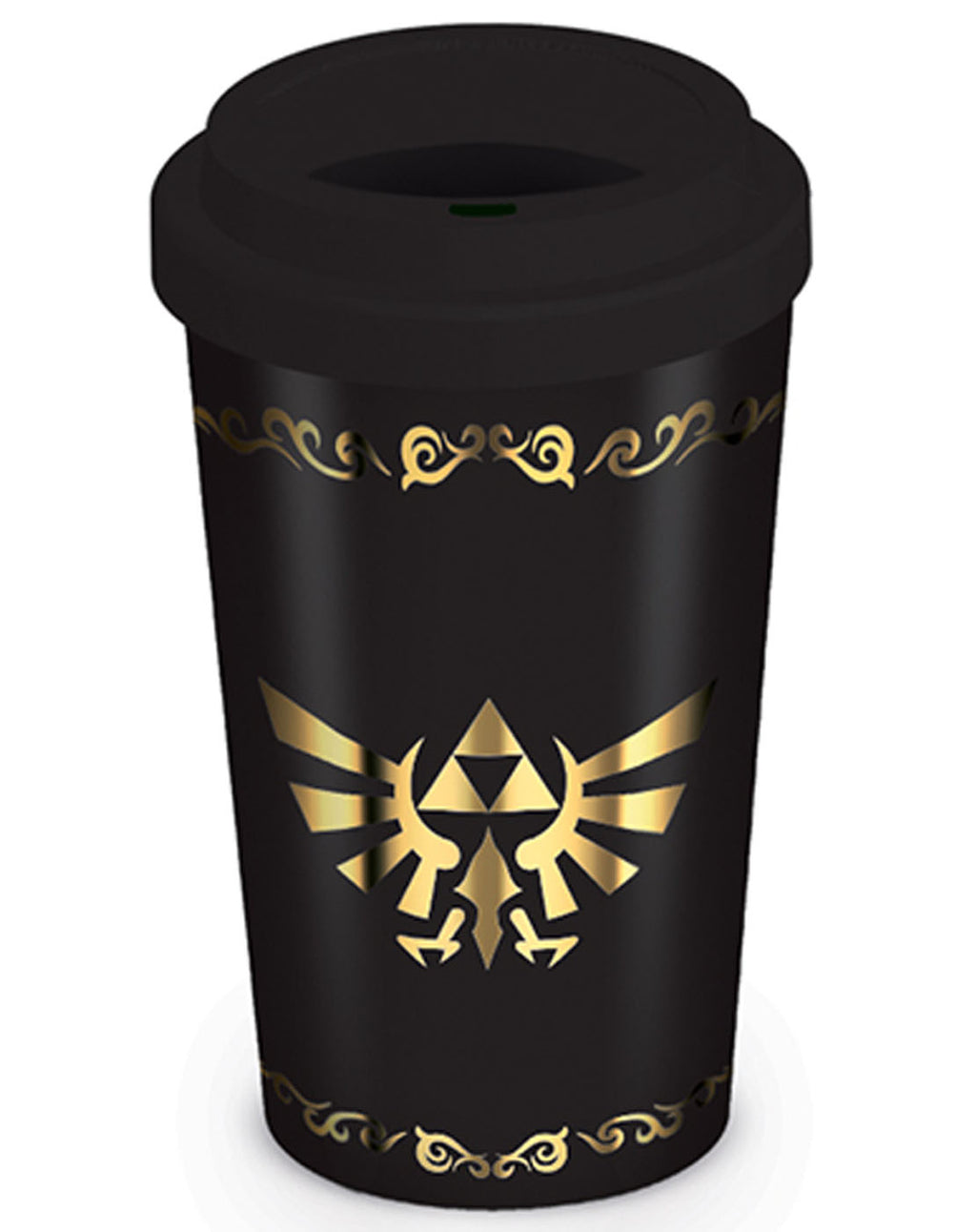 The Legend Of Zelda Triforce Travel Mug