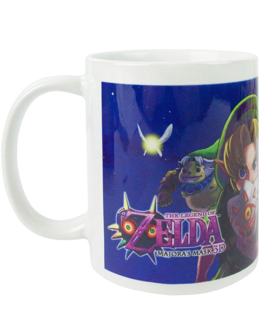 The Legend Of Zelda Majoras Mask Mug