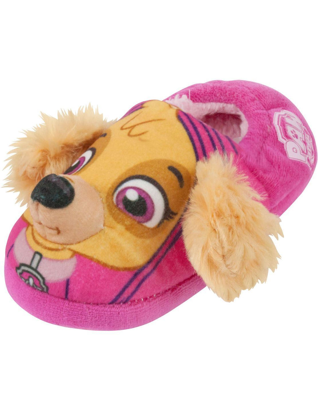 Paw Patrol Skye Girl's 3D Slippers