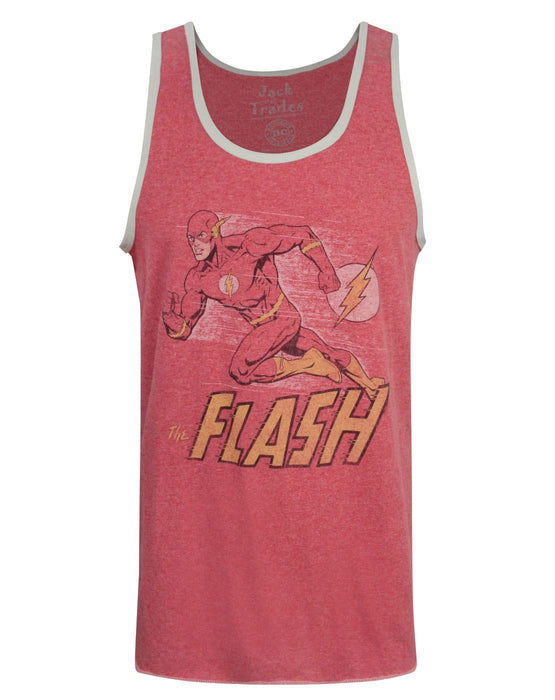 Jack Of All Trades Flash Running Men's Vest