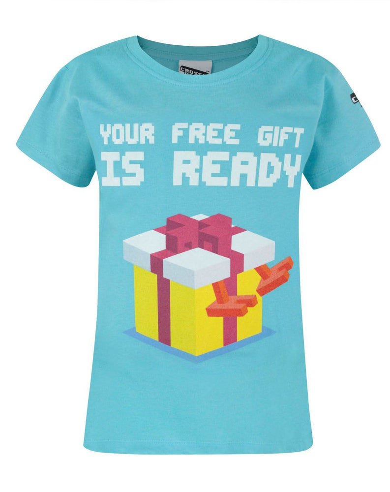 Crossy Road Free Gift Girl's T-Shirt