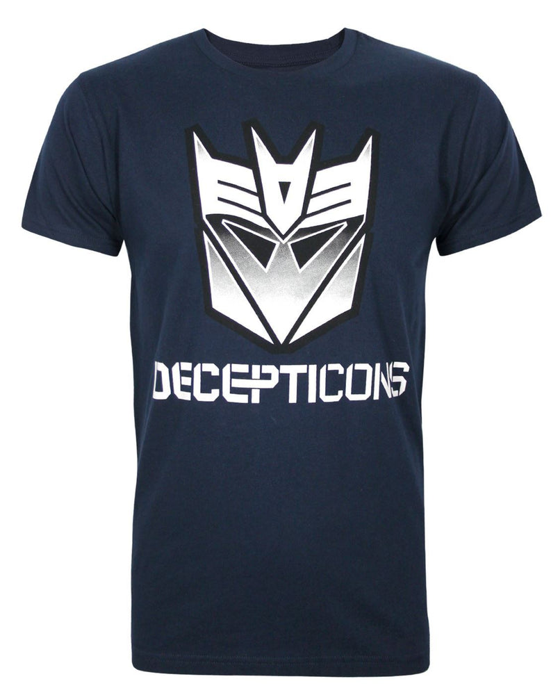 Goodie Two Sleeves Transformers Decepticons Men's T-Shirt