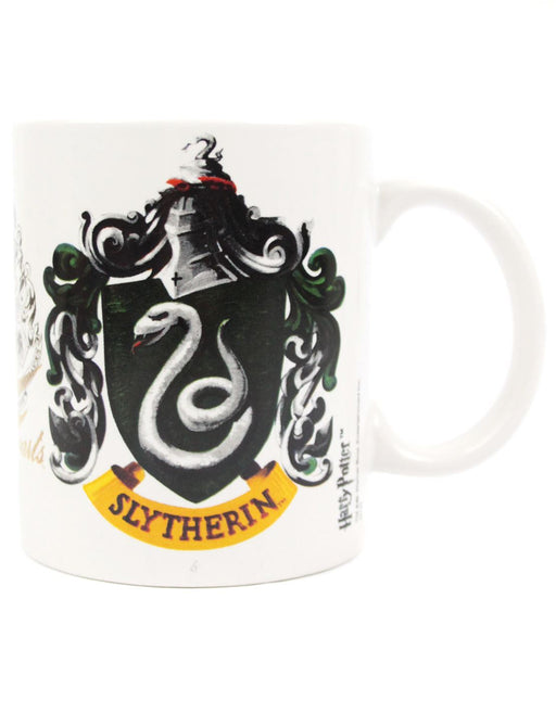 Harry Potter Slytherin Crest Mug