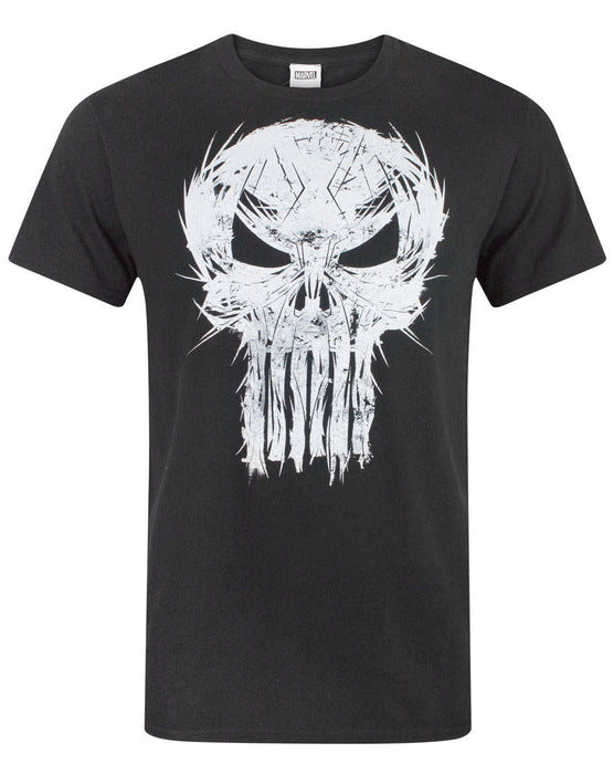 Marvel The Punisher Logo Men's T-Shirt