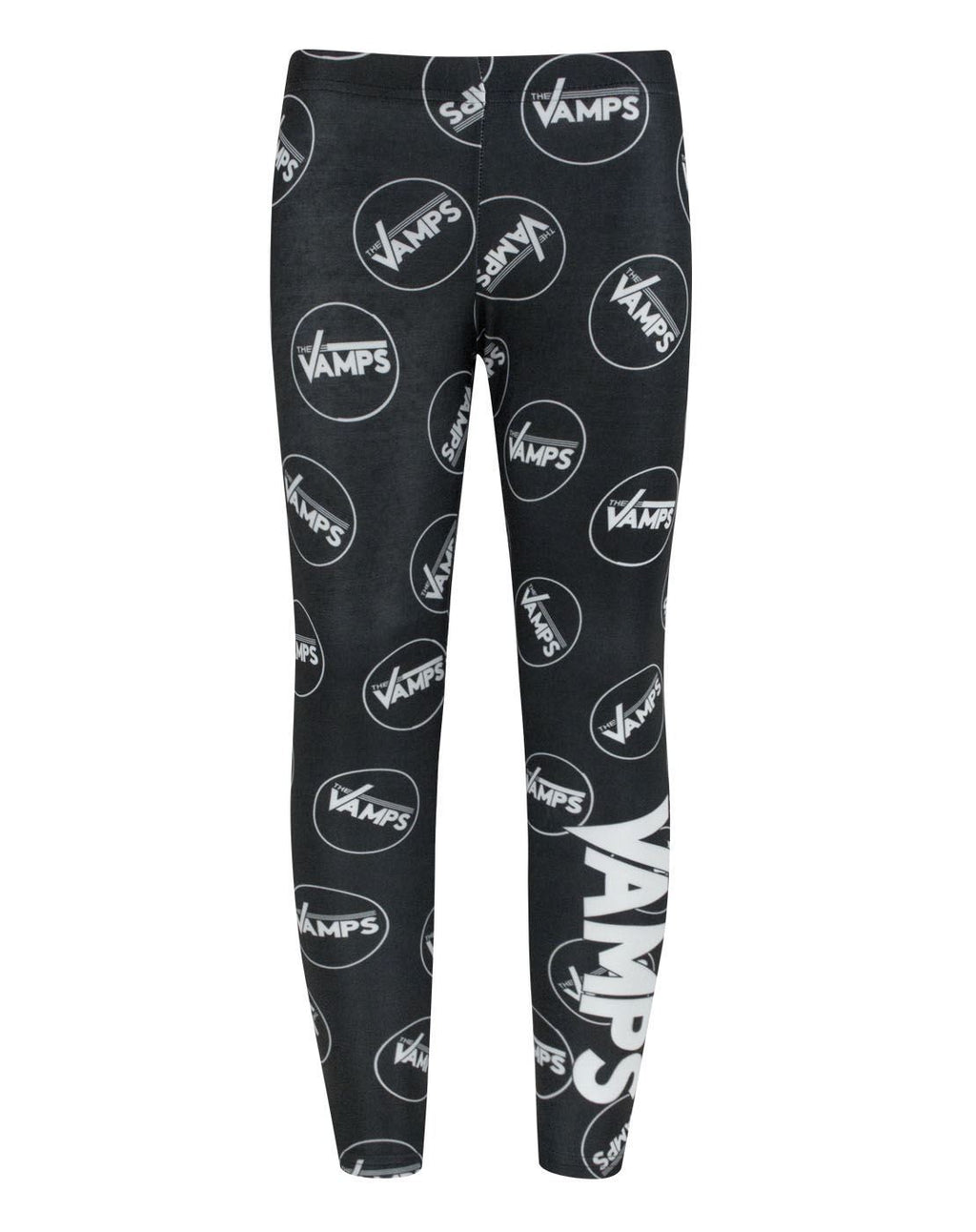 The Vamps Logo Girl's Leggings