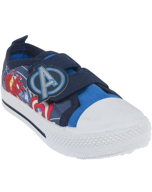 Marvel Avengers Boy's Canvas Trainers