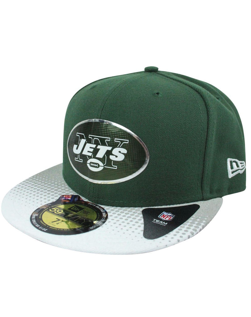 New Era 59Fifty NFL New York Jets Draft Cap 2cc495695