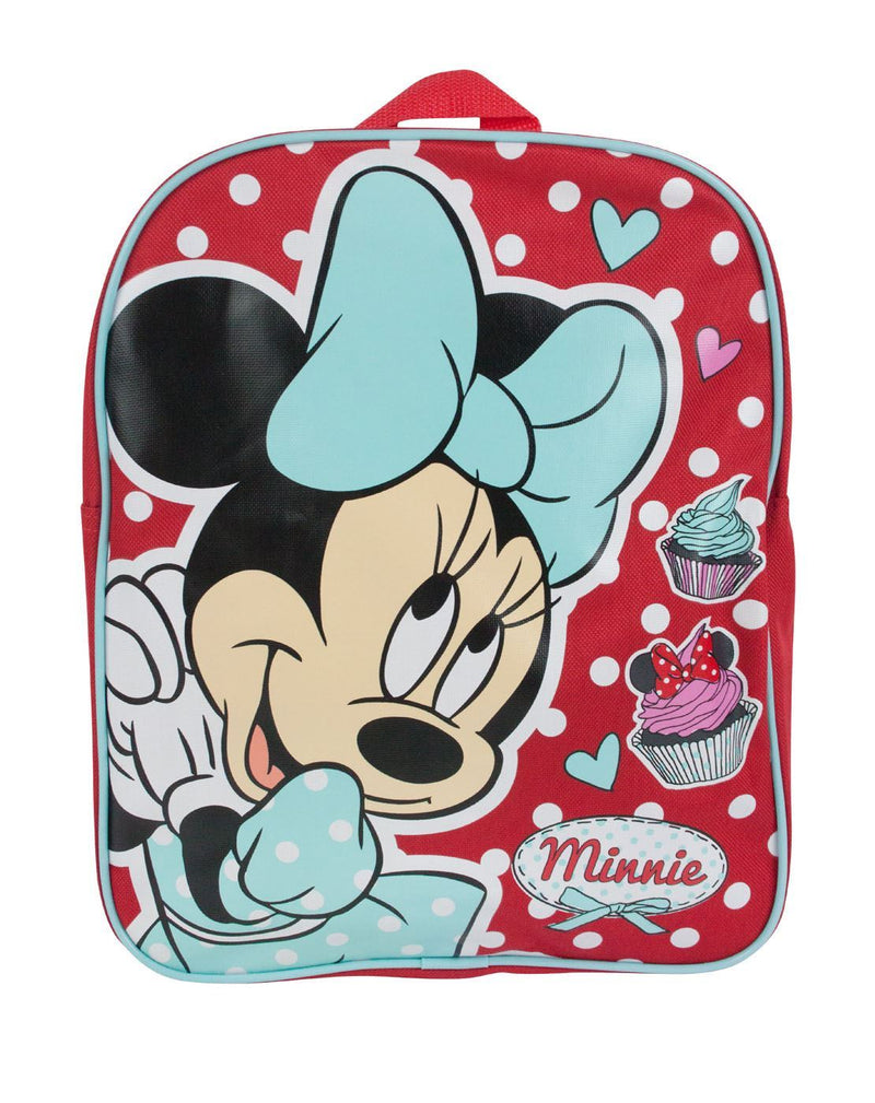 Minnie Mouse Cupcakes Backpack