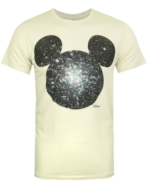 Junk Food Mickey Mouse Cosmic Men's T-Shirt