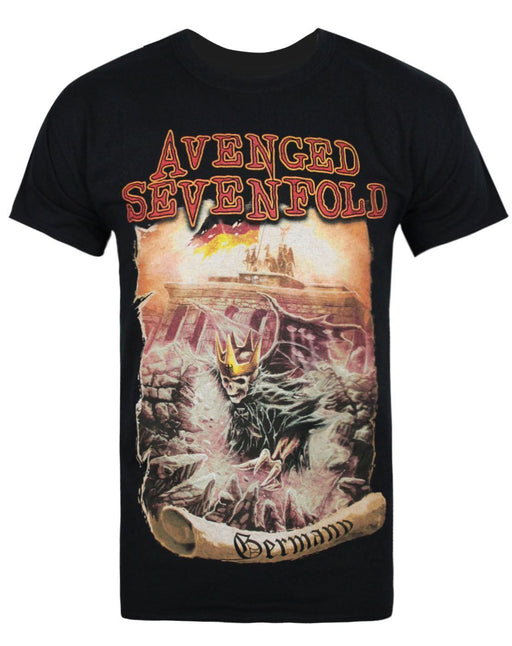Avenged Sevenfold Germany Men's T-Shirt