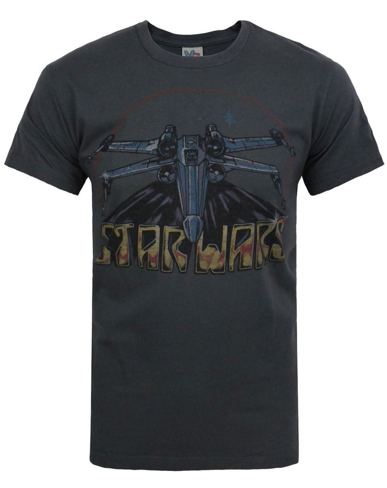Junk Food Star Wars X-Wing Fighter 2 Men's T-Shirt